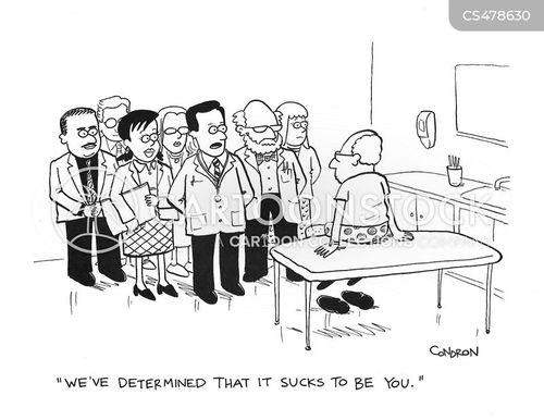 sucks cartoon