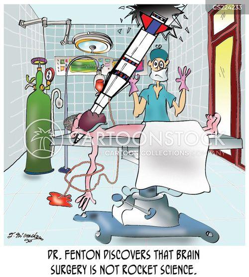 rocket science cartoon
