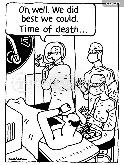 misdiagnosis cartoon