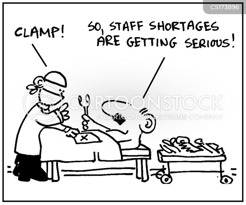 Image result for staff shortage cartoon