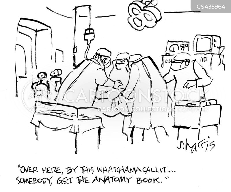 healthcare professional cartoon