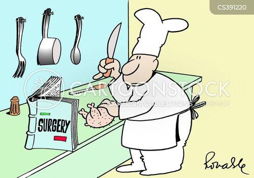 dissect cartoon