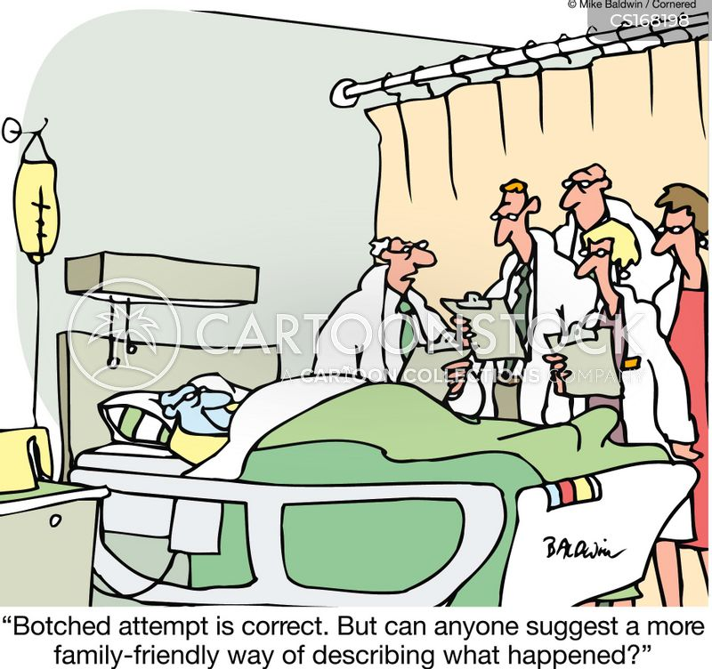 hopsital cartoon