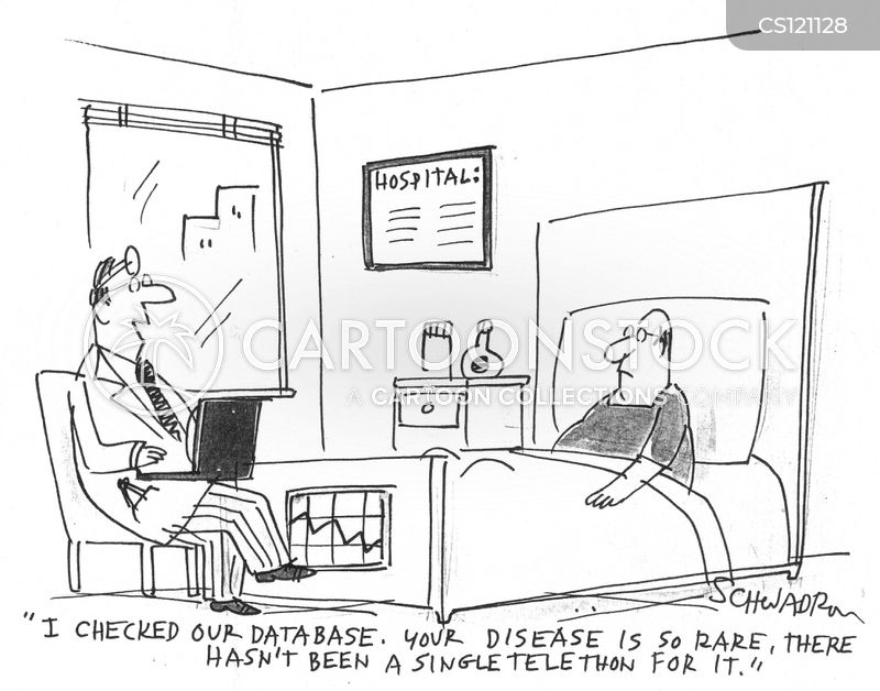 databases cartoon