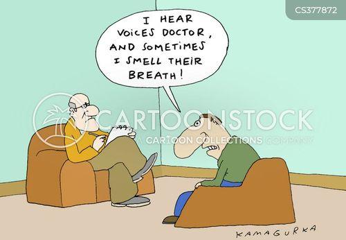 tooth decay cartoon