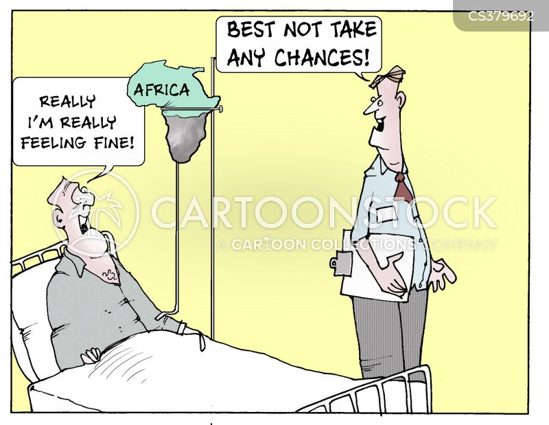 medical aid cartoon