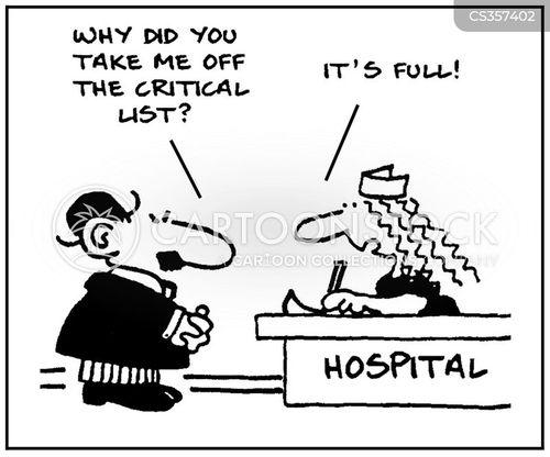 critical lists cartoon
