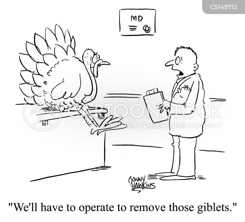 giblets cartoon