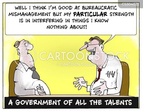 labour government cartoon