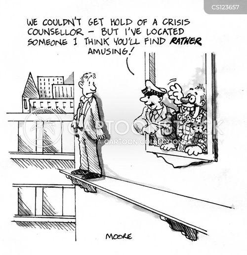 unfeeling cartoon