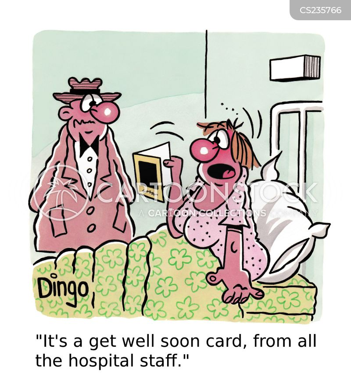 difficult patients cartoon