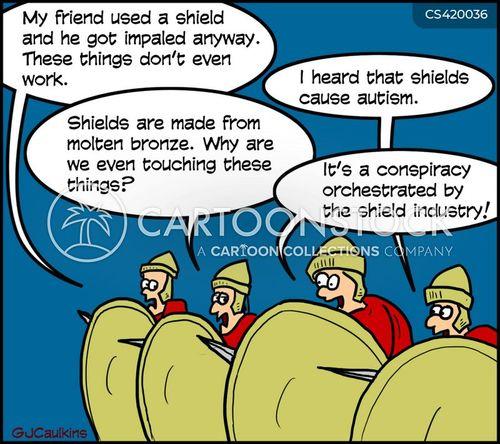 antivax cartoon