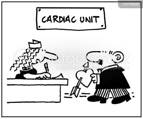 cardiac surgeons cartoon