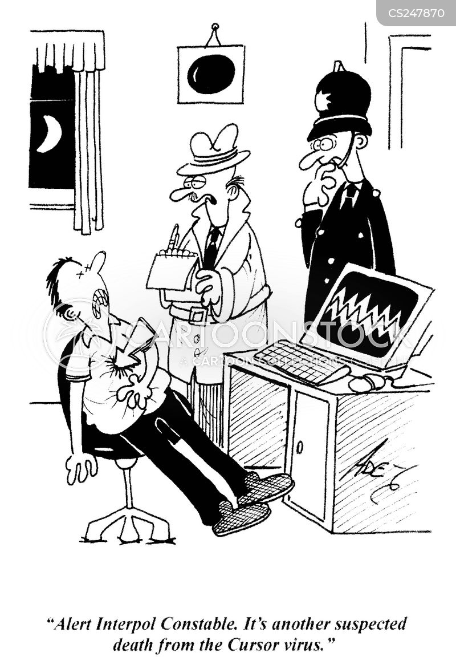 cursors cartoon