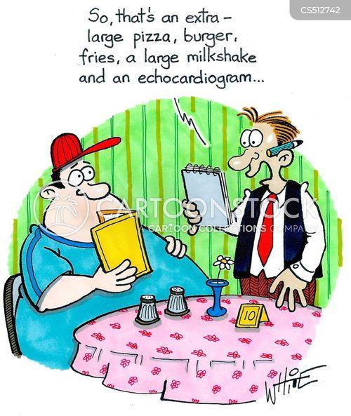ecg cartoon