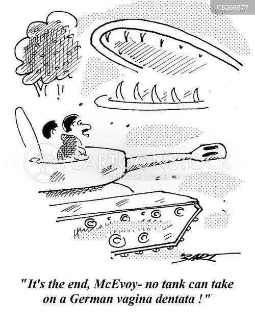 ww ii cartoon