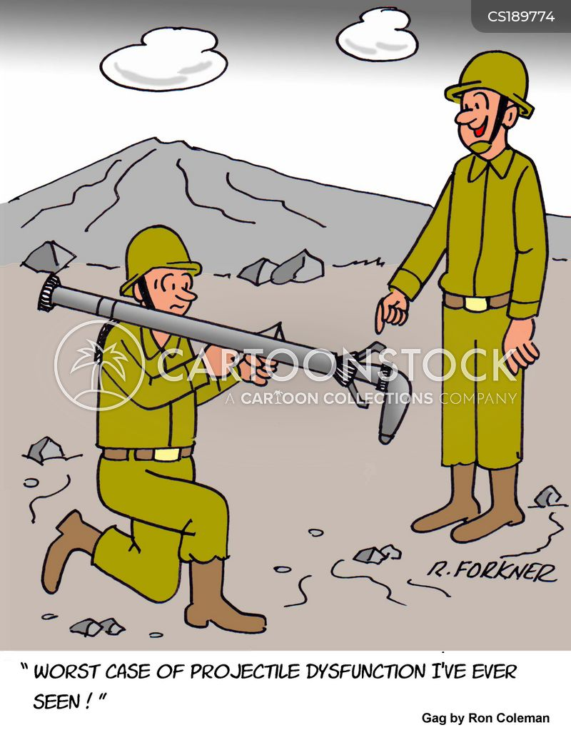 infantries cartoon
