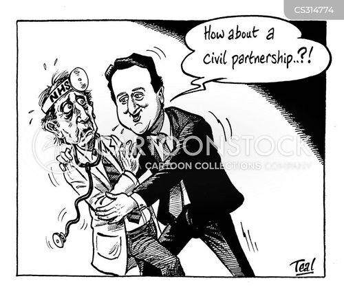 civil partnerships cartoon