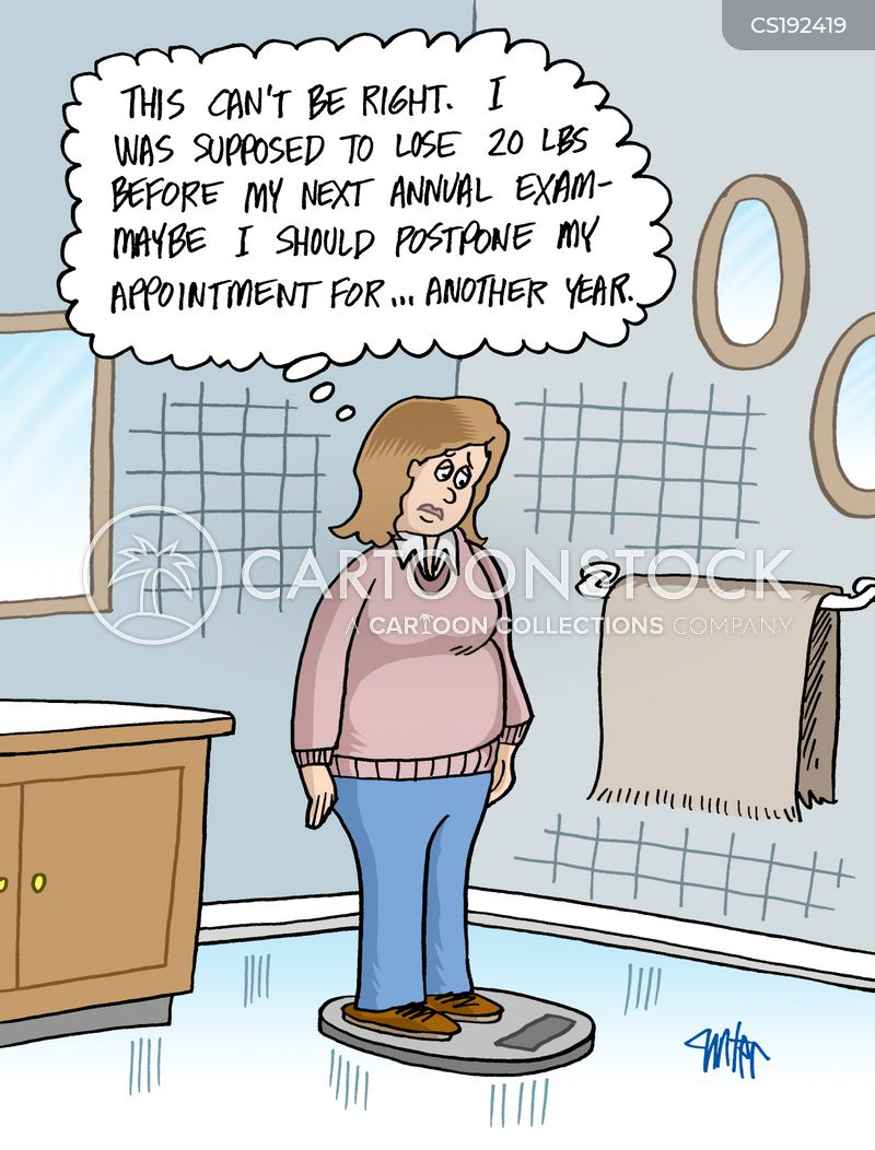 doctor appointments cartoon