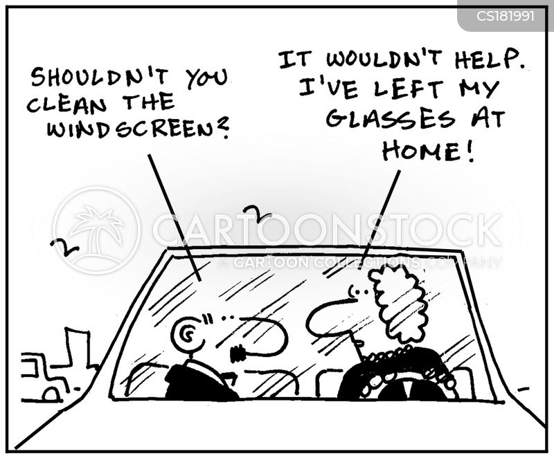 car washes cartoon