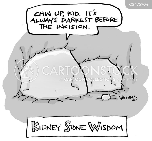 incision cartoon