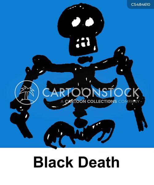 y. pestis cartoon
