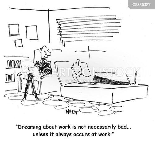 dream life cartoon
