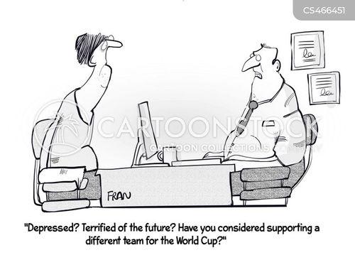 england fans cartoon