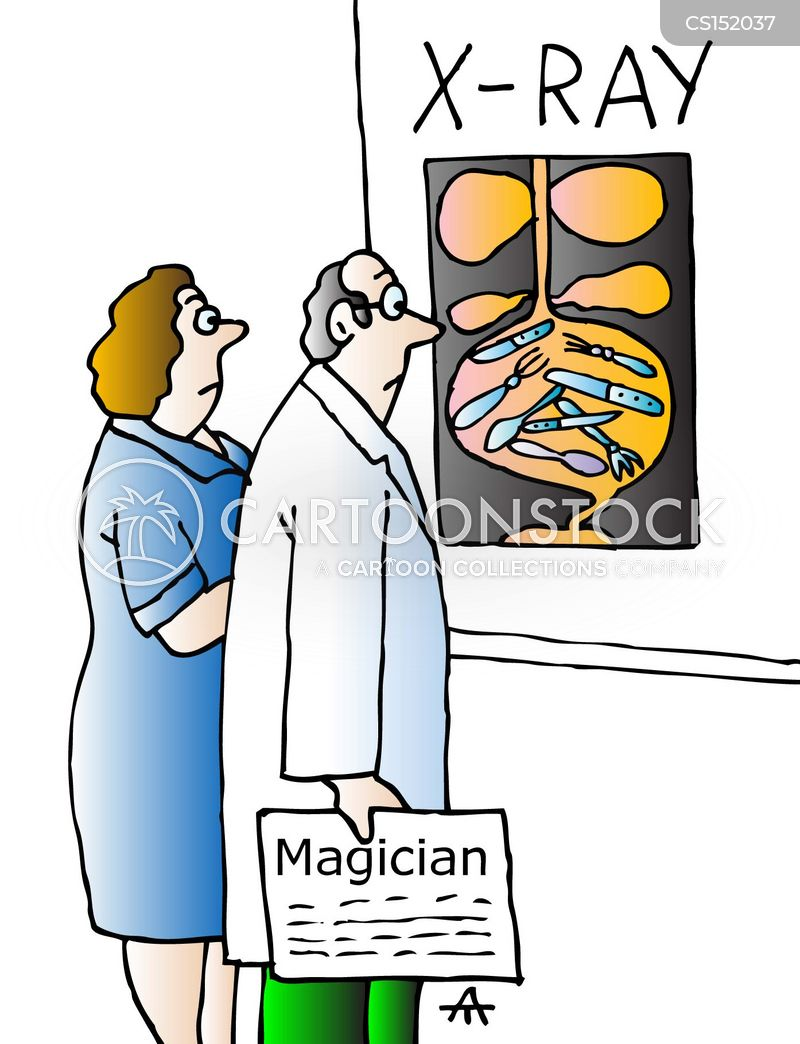 medical professionals cartoon