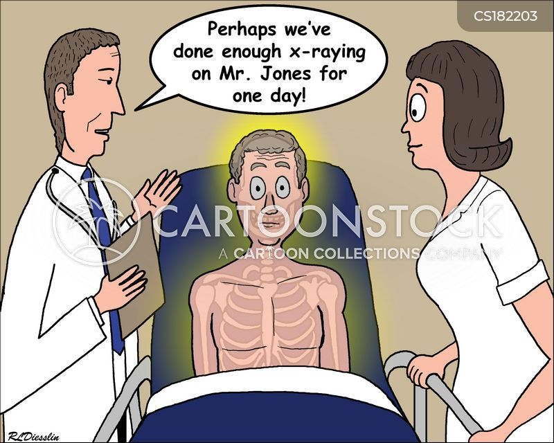 medical intervention cartoon