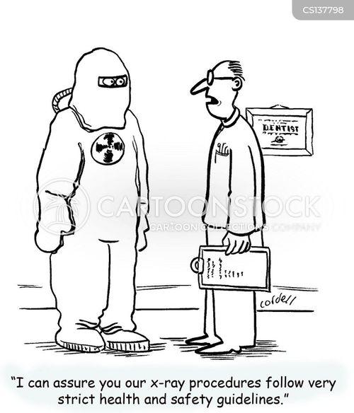 safety at work cartoon