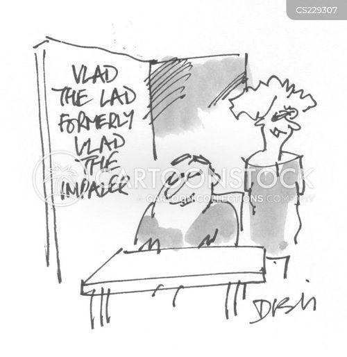 physical abuse cartoon