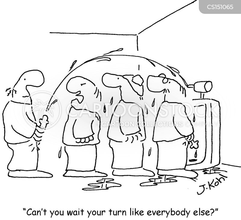 toilet humor cartoon
