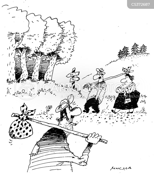 bundle cartoon