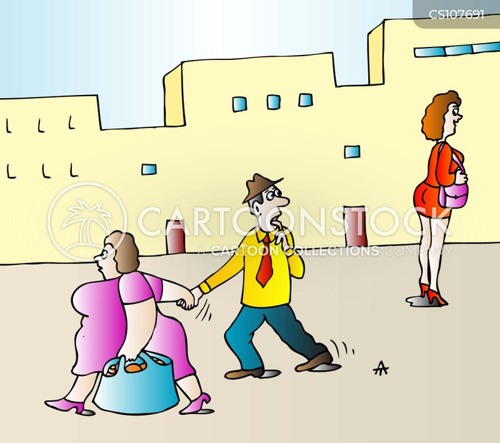 protectiveness cartoon