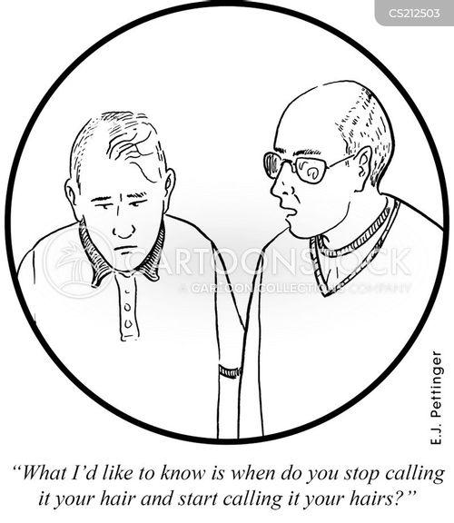mens issues cartoon