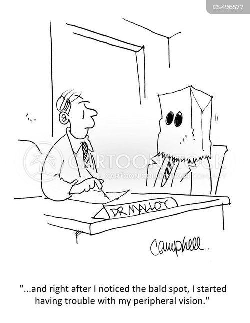 paper-bag cartoon