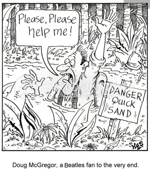 paul mccartney cartoon