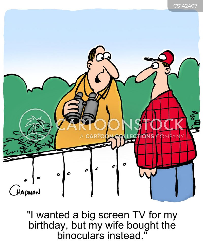 big screen tvs cartoon