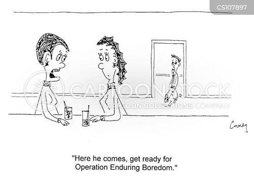 enduring cartoon