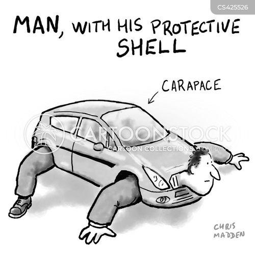 car obsession cartoon