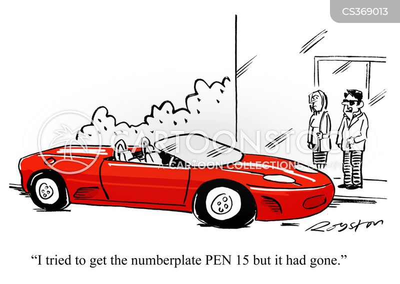 Numberplate cartoons, Numberplate cartoon, funny, Numberplate picture, Numberplate pictures, Numberplate image, Numberplate images, Numberplate illustration, Numberplate illustrations