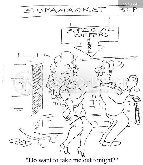available cartoon