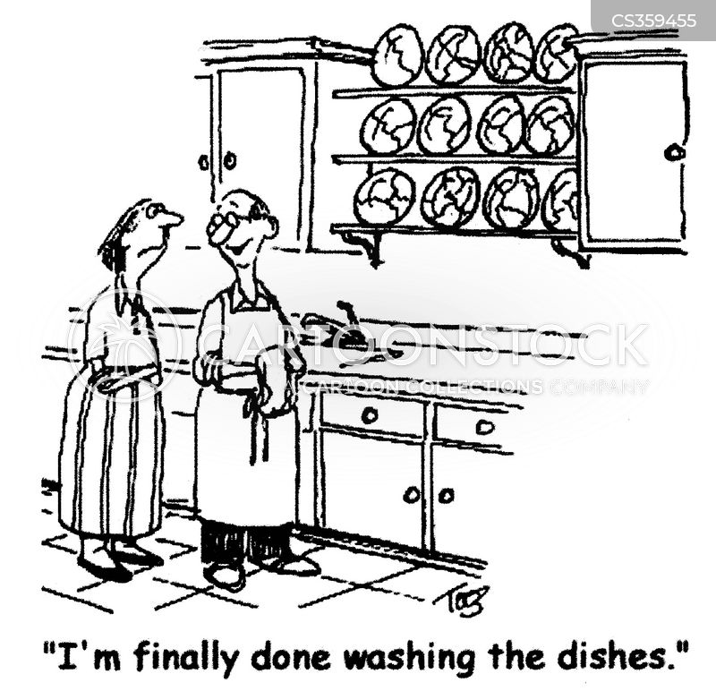 Washing The Dishes cartoons, Washing The Dishes cartoon, funny, Washing The Dishes picture, Washing The Dishes pictures, Washing The Dishes image, Washing The Dishes images, Washing The Dishes illustration, Washing The Dishes illustrations