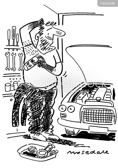 bad hygiene cartoon