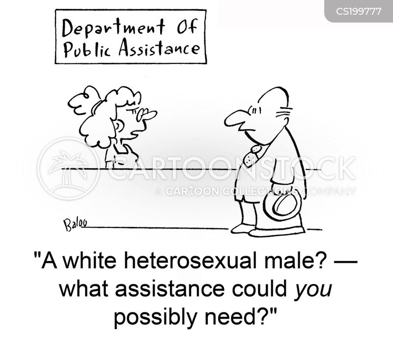 heterosexual cartoon