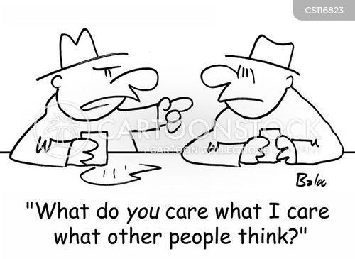people pleaser cartoon