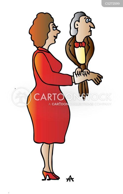 falcons cartoon