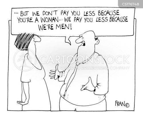 chauvenists cartoon