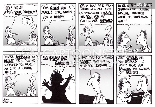 social equality cartoon
